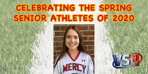 Celebrating Mercy's McKenna Shay