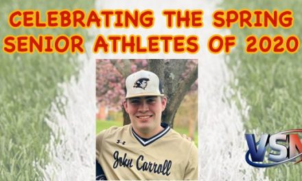 Celebrating John Carroll's Tyler Leach