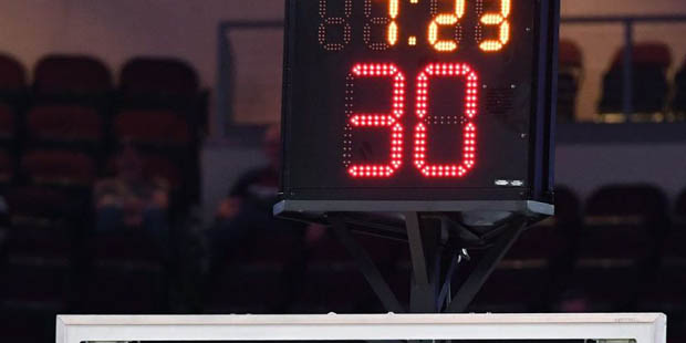 National shot clock not approved by NFHS