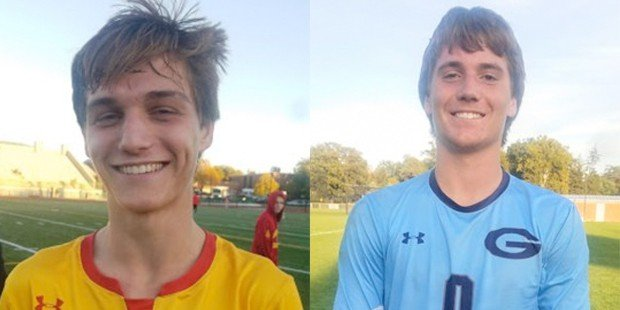 Bender and Farley named second-team soccer All-Americans
