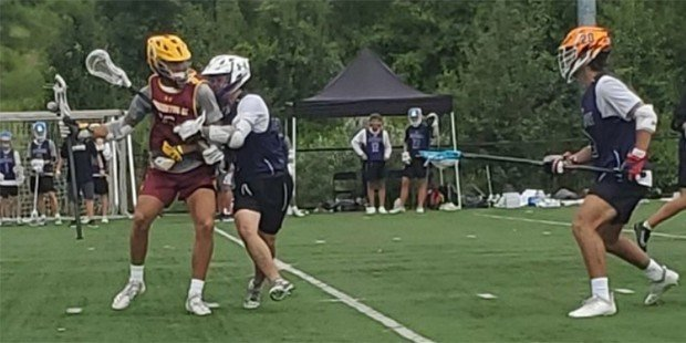 D.C. rules the day in Boys Underclass pool play