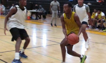 Greydogs and CBS Warriors hit ground running at Black Panther Fall League