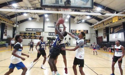 Black Panther Fall League hits week five Saturday