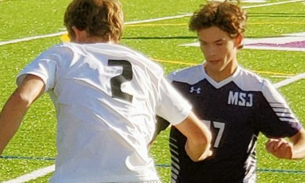 "Mount St. Joseph soccer captures ""special"" opening day win"