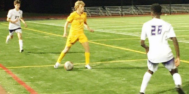 MSJ soccer moves to 2-0 with road win at Calvert Hall