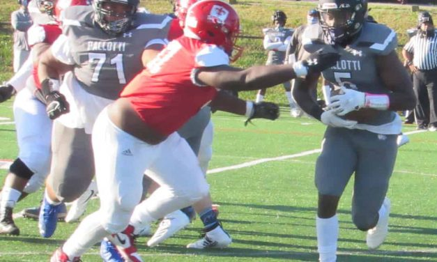 Pallotti holds off Concordia in football opener