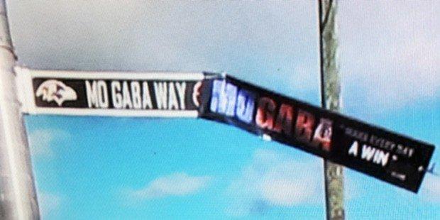 Mo Gaba Way dedicated in Baltimore