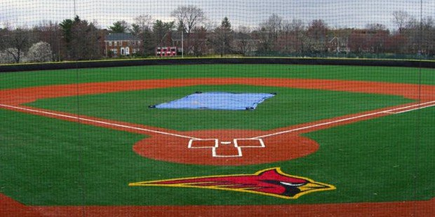 Spalding and Calvert Hall win baseball openers