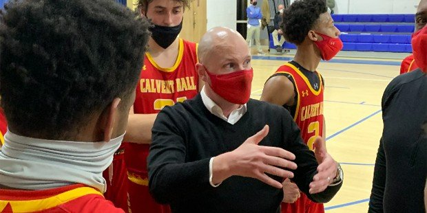 Hasson will not return to Calvert Hall basketball