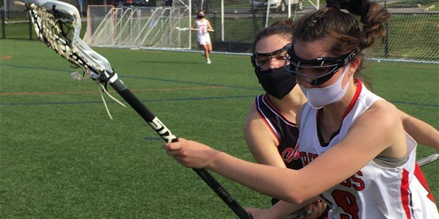 Unbeaten Mercy lacrosse subdues stubborn Friends with a late run