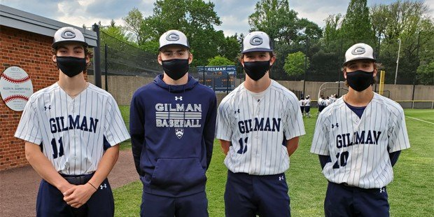 Gilman blanks Curley to clinch 2nd seed in MIAA A Baseball