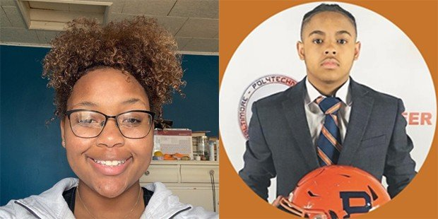 Parkville's Paige Holley and Poly's Gregory Toliver win Unsung Hero Grand Prizes