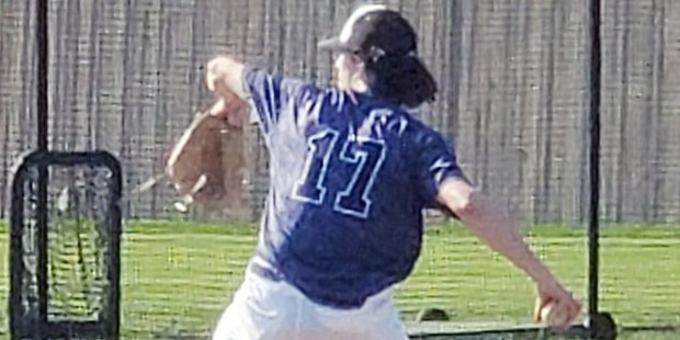 Heubeck pitches Gilman into the MIAA A Conference baseball finals
