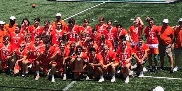 Fallston captures its sixth boys lacrosse state title