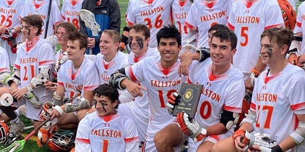 Fallston boys win 1A East Region 1 crown