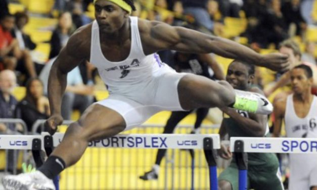 10 Years of Excellence: VSN's Boys Track & Field co-No. 1 Hurdler of the Decade