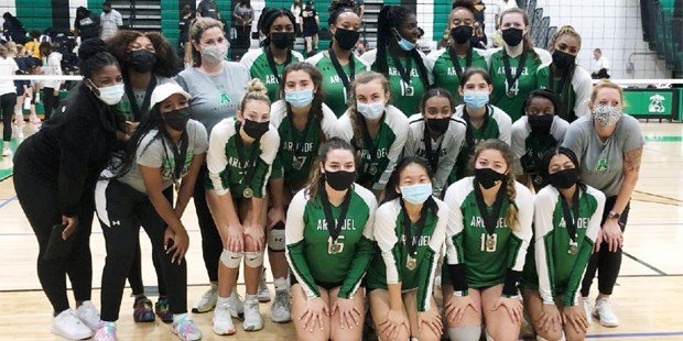 Volleyball notebook: Arundel nips AACS for tourney win