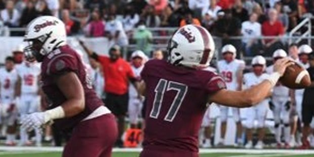 No. 7 Broadneck jumps on Meade early