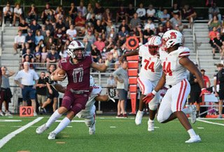 Broadneck debuts in state football Top 25 poll