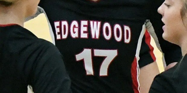 Edgewood volleyball prevails in a five set thriller