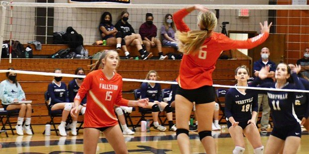 Fallston volleyball comes back to defeat Perryville on the road