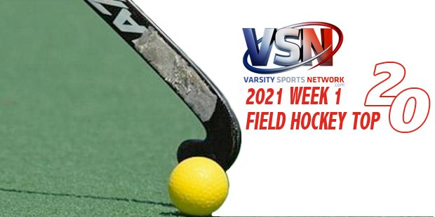 Severna Park and Garrison Forest flip at the top of the Week 1 VSN Field Hockey Top 20