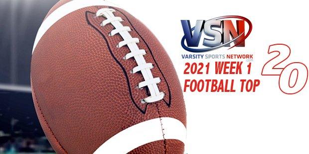 Saints march into first VSN Football Top 20 of 2021 regular season