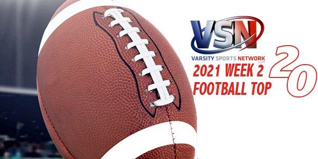 Atholton, Concordia Prep join latest VSN Football Top 20