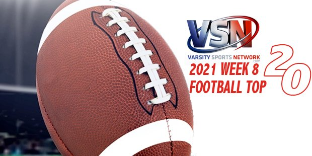 Atholton, Concordia on upswing in latest VSN Football Top 20 poll