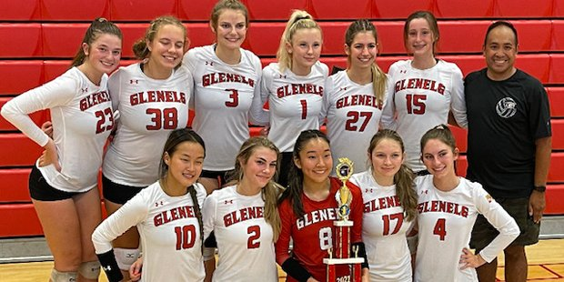 Volleyball notebook: Glenelg tops a familiar foe for Linganore title