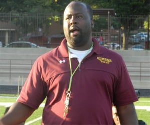 Dunbar's Lawrence Smith honored as Ravens Coach of the Week
