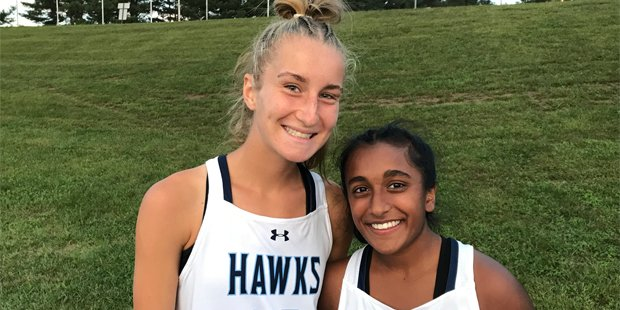 Vasilios and Nanjappa power No. 6 River Hill against Marriotts Ridge