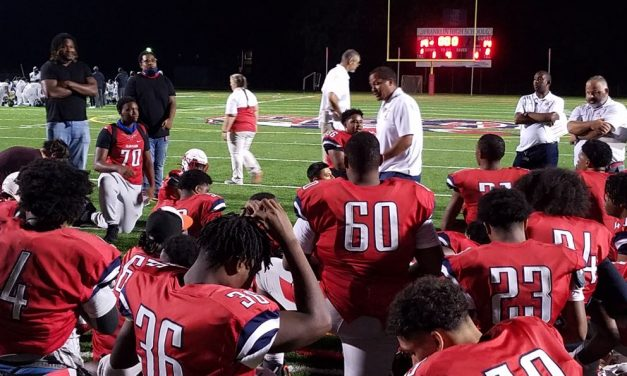 Franklin again finds way against Milford Mill