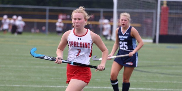 No. 1 Spalding scores eight times against NDP