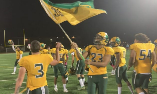 Dundalk joins local party in state football Top 25