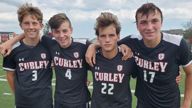 Curley soccer gets a must win
