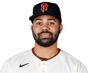 LaMonte Wade named the San Francisco Giants' 2021 Willy Mac Award winner
