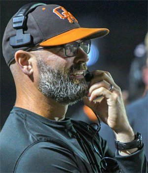 Oakland Mills Browne named Ravens Coach of the Week